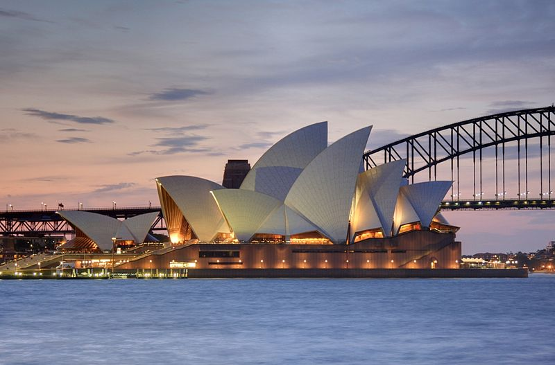 New South Wales - Sydney Opern Haus