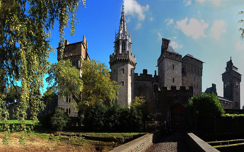 Wales - Cardiff Castle