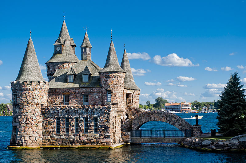 1000 Islands-Boldt Castle