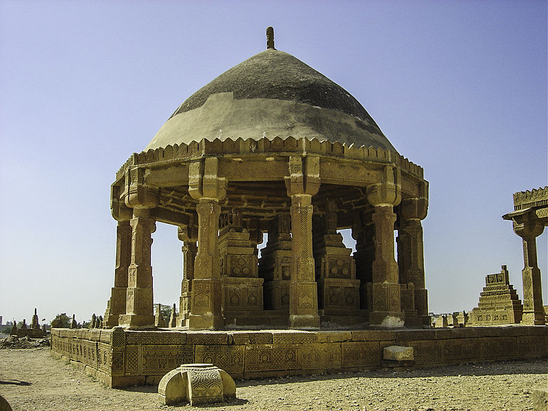 Chaukhandi Tombs